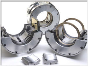 Whitemetal bearings bearing repair bearing manufacture for Drive end and non drive end of motor